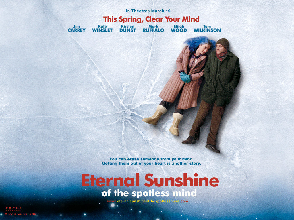 Eternal Sunshine of the Spotless Mind | 31 Days of Cult Classics at Modern Mrs Darcy