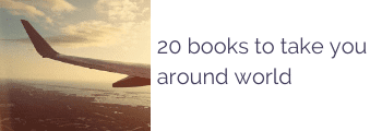 20 books to take you around world