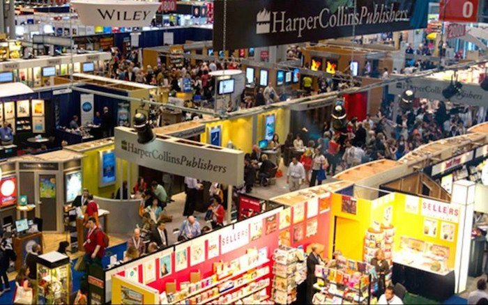 A first-timer's adventures at Book Expo America and BookCon